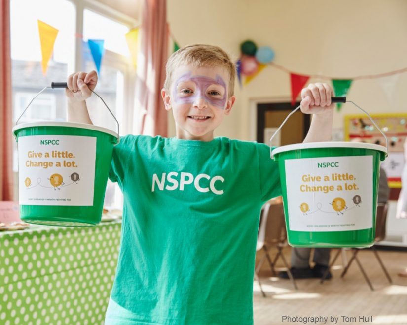 Commending the incredible work of the NSPCC