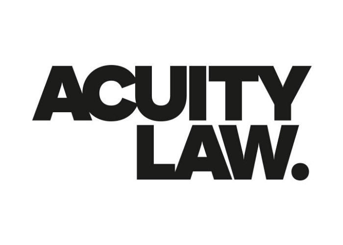 Introducing Acuity Law, one of our Cast & Crew Sponsors