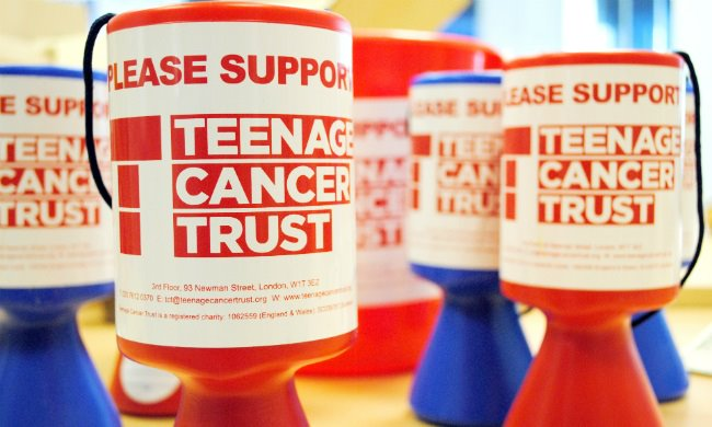 Teenage Cancer Trust seeks support in tough times