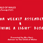 Our weekly assembly & shine a light blog! – Friendship