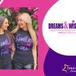 Dreams & Wishes unveils 'Smiles on Faces' T-shirts and mask