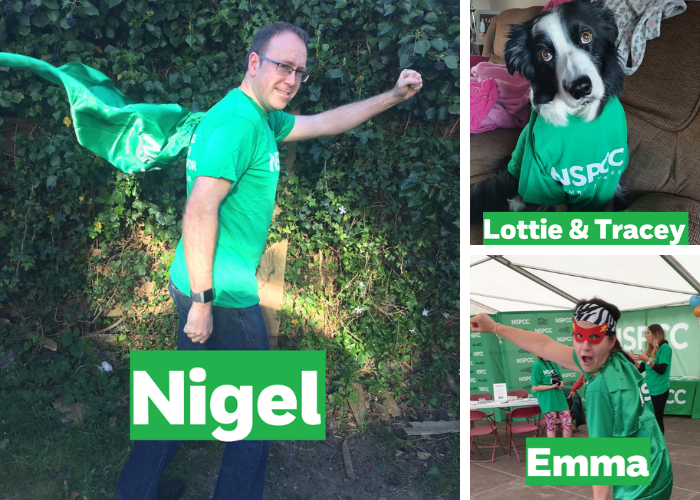 NSPCC Cymru fundraising colleagues take on 2.6 Challenge to help safeguard children