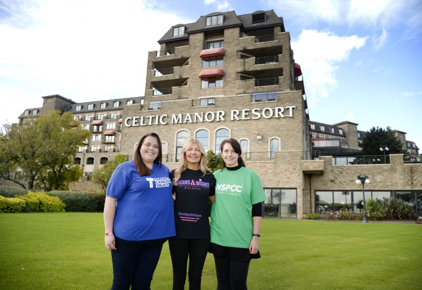 Child of Wales Awards makes substantial donation to its charities