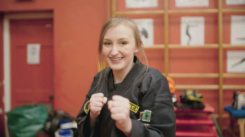 Bethan Owen – Young Leader Child of Wales Award.
