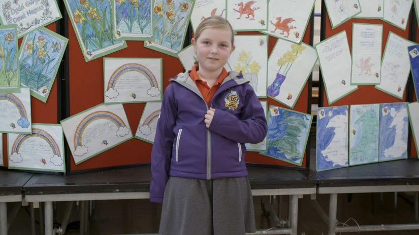 Sophie Mansell – Environment Champion.