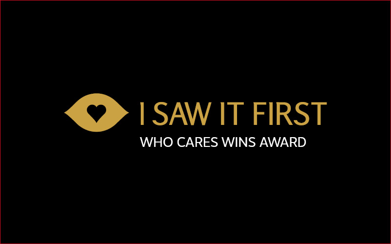 I Saw It First sponsors Child of Wales Awards – Who Cares Wins Award
